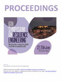 Proceedings 6th REA Symposium